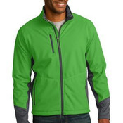 Vertical Soft Shell Jacket