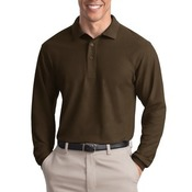 Silk Touch™ Long Sleeve Polo